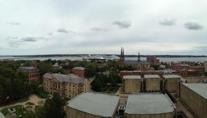 The Holman Grand Hotel | Charlottetown | Terrace View